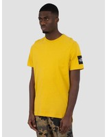 The North Face The North Face Fine 2 T-Shirt Leopard Yellow