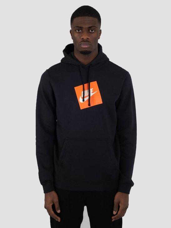 Nike NSW Hoodie Black 928719-010