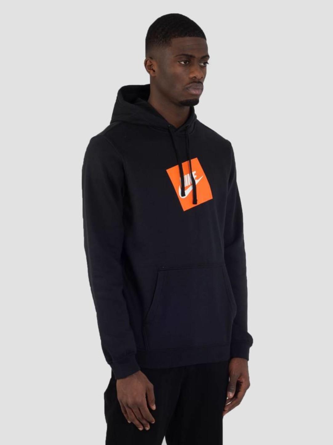 Nike Nike NSW Hoodie Black 928719-010