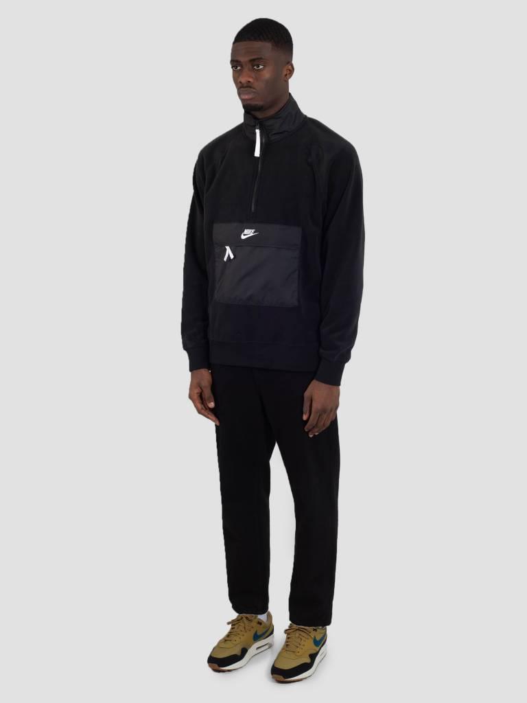 Nike Nike NSW Sweater Black Black White 929097-010
