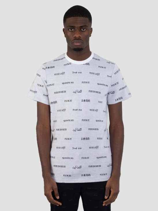 HUF Translation T-Shirt White KN00062