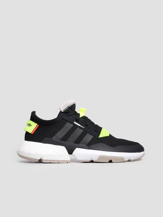 adidas Pod-S3.1 Cblack Syello Footwear White BD7693