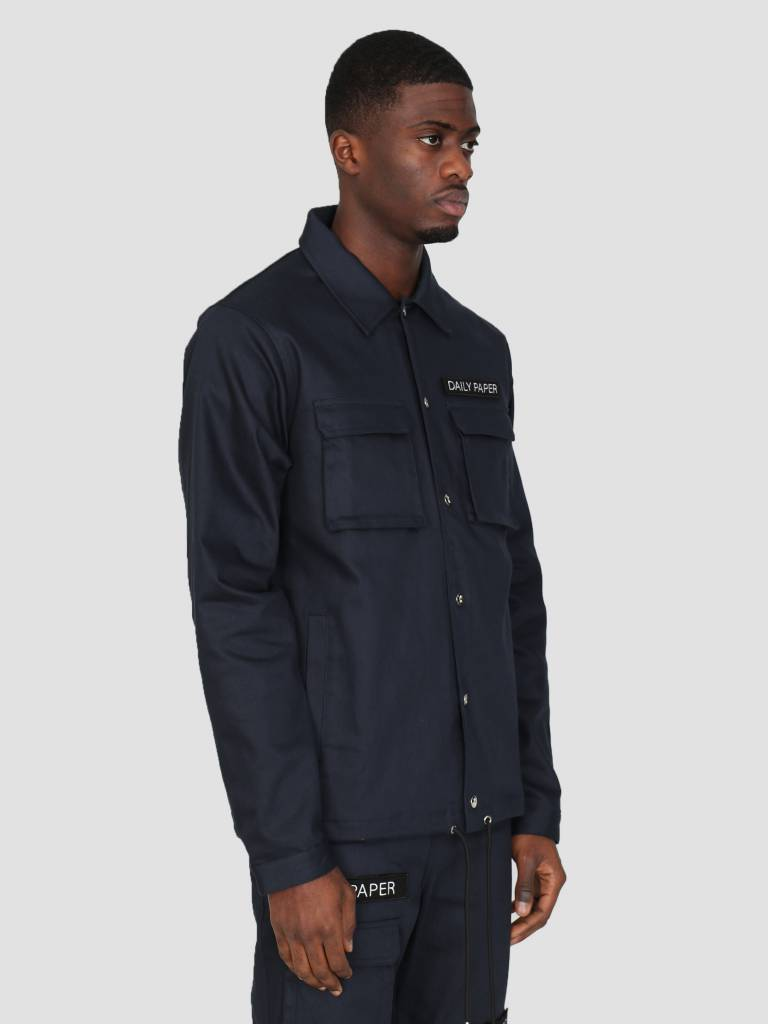 Daily Paper Daily Paper Coach Jacket Navy 00N1PA05-02