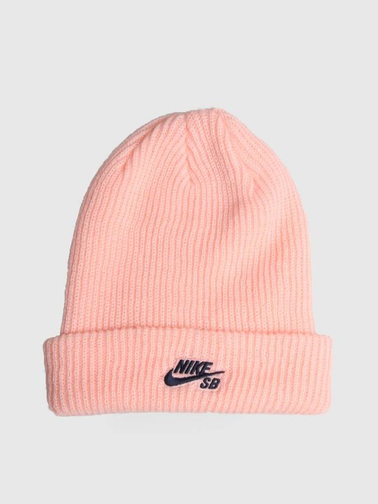 Nike SB Fisherman Cap Storm Pink Obsidian 628684-646