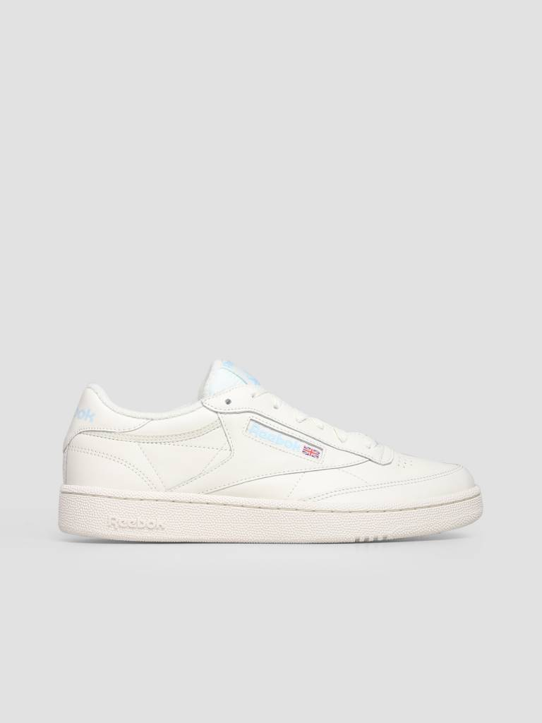 Reebok adidas Club C 85 Mu Classic White Denim DV3894