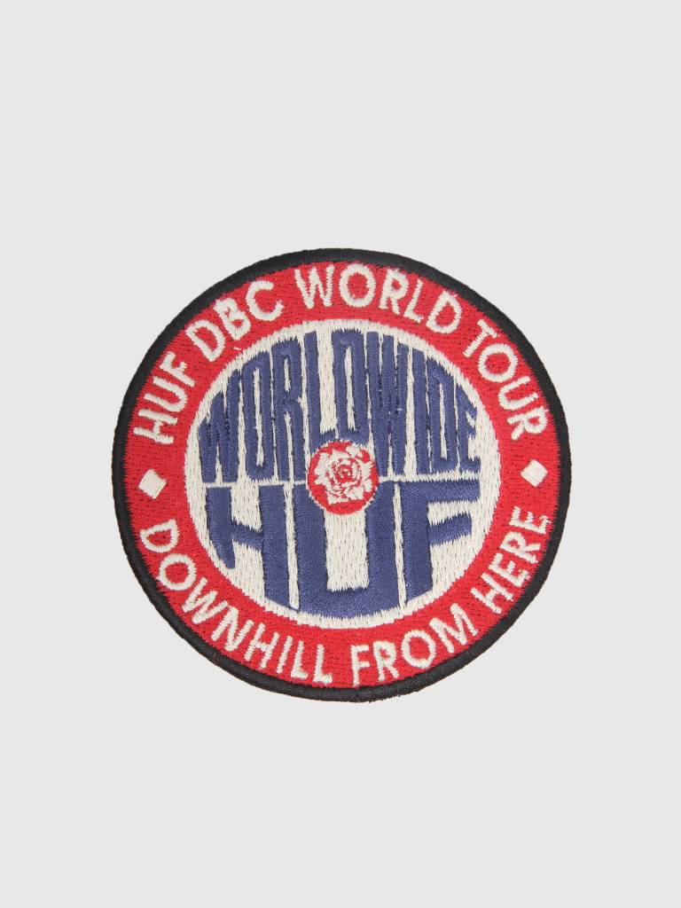 HUF HUF Patch Set Assorted Ac00144