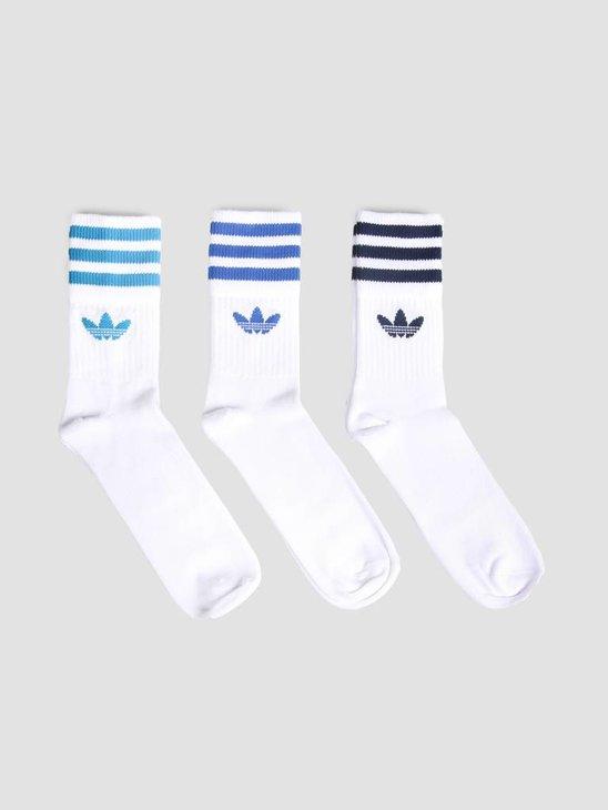 adidas Mid Cut Crew Sock Hite Shocya ED1129