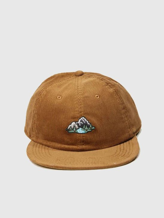 Wemoto Mountains Hat Cap Teak 123.813-801