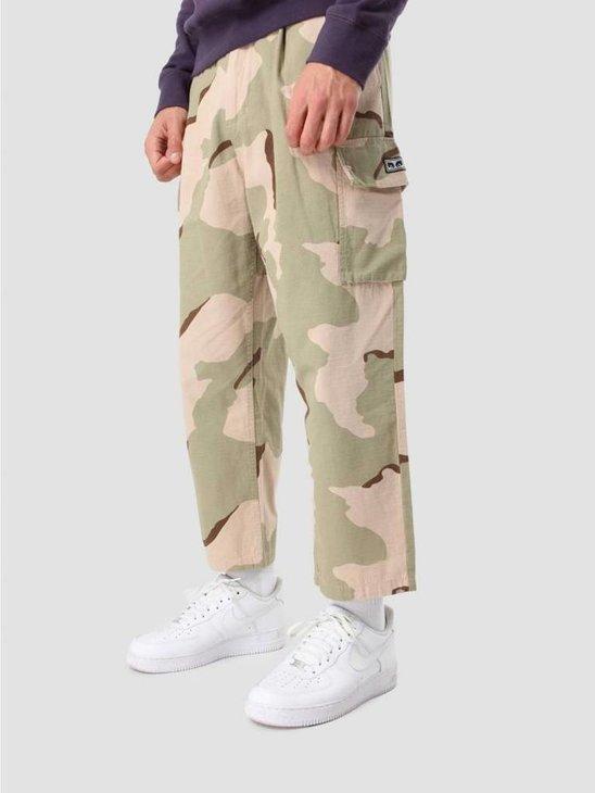 Obey Fubar Big Fits Cargo Pant Desert Camo 142020098