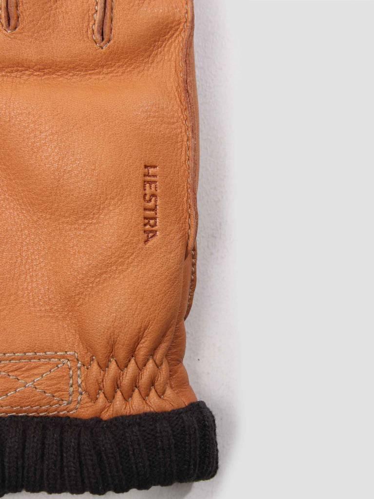 Hestra Hestra Hestra Deerskin Primaloft Rib Glove Cork 20210