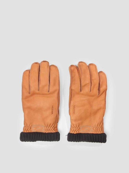 Hestra Hestra Särna Natural Glove Yellow 20890