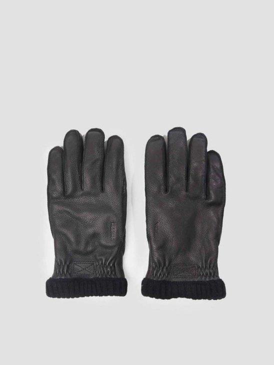 Hestra Hestra Särna Glove Black 20890