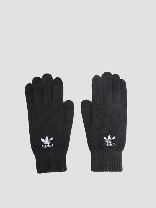 adidas Gloves Smart PH Black White DH3358 ... fc05141b7a11