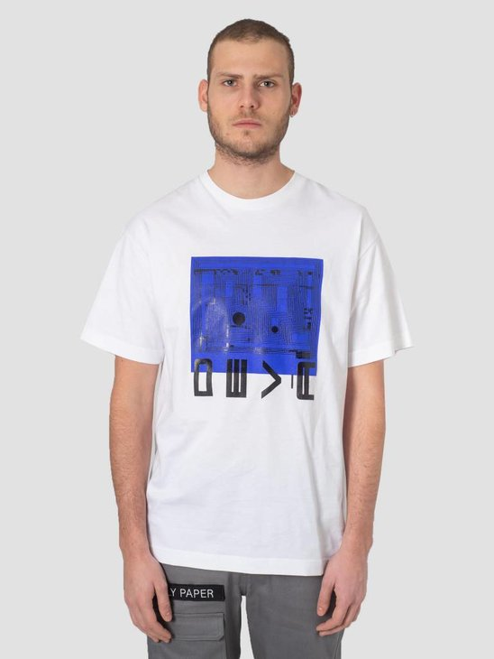 DEVA T-Shirt Essence White