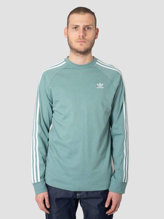 adidas 3-Stripes Longsleeve T Vapste DV1557