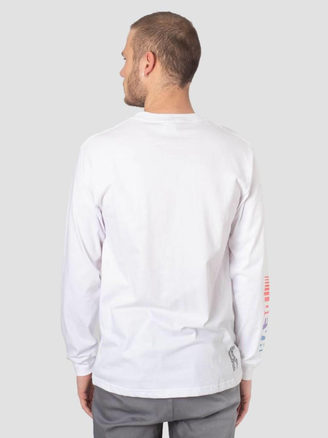 DEVA DEVA Longsleeve Pacers White
