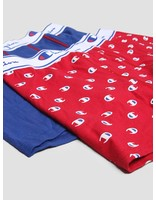 Champion Champion Boxer Cotton Mix Logo Print Red Royal Blue 372002
