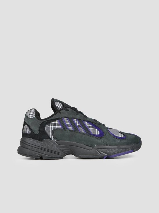 adidas Yung-1 Cblack Cpurpl Cblack EF3965