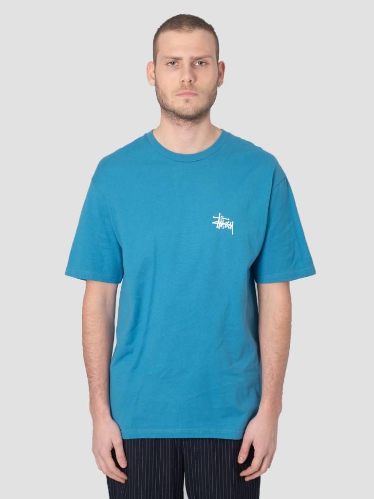 Stussy Stussy Basic Stussy T-Shirt Ocean 0816