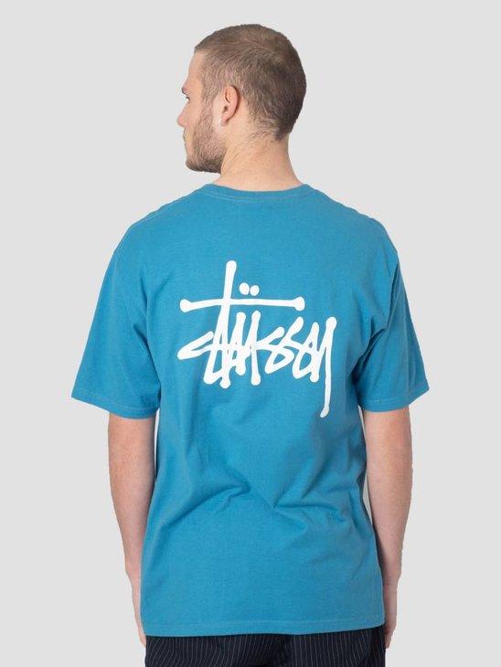 Stussy Basic Stussy T-Shirt Ocean 0816