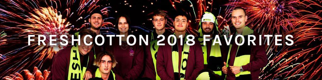 De 2018 hoogtepunten van het FRESHCOTTON personeel!
