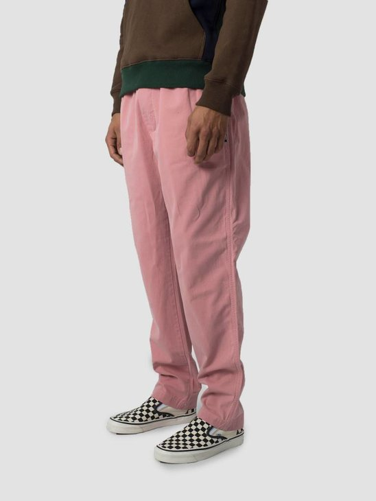 Stussy Brushed Beach Pant Rose 116345