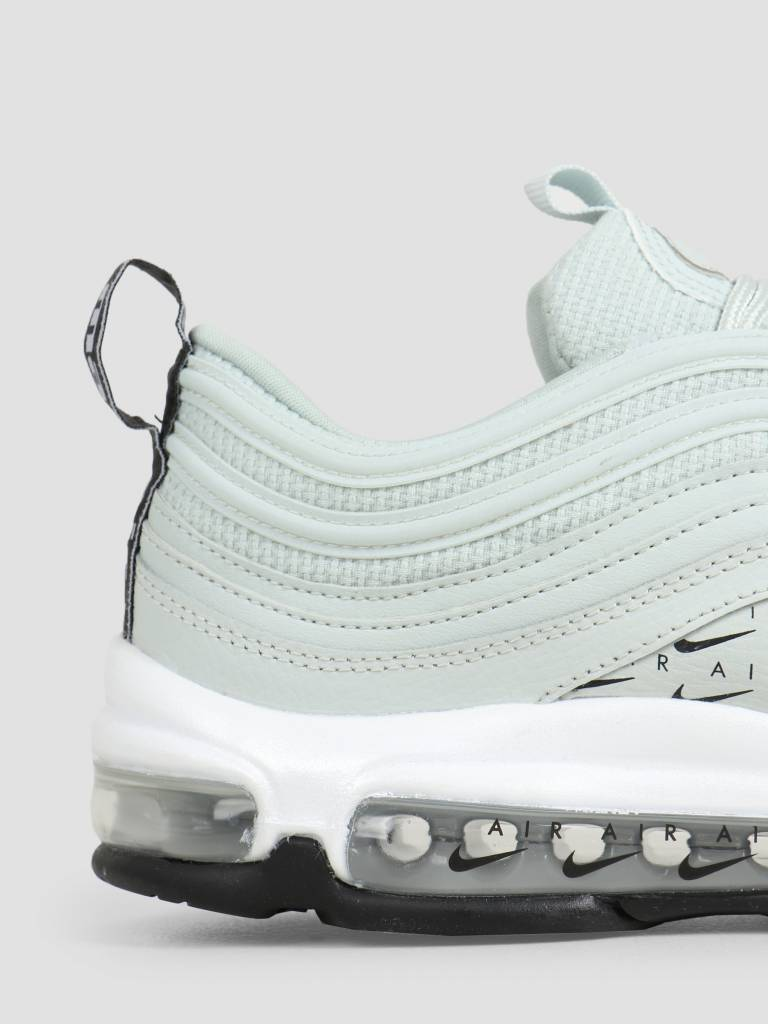 Nike Nike Air Max 97 Lux Light Silver Light Silver Black White Ar7621-002