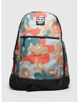 Obey Obey Drop Out Day Backpack Drip Camo 100010099
