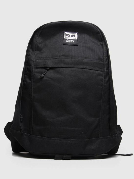 Obey Drop Out Day Backpack Black 100010099