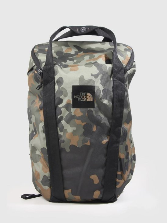 The North Face Instigator Backpack 20L New Taupe Green mcfcp TNF Black