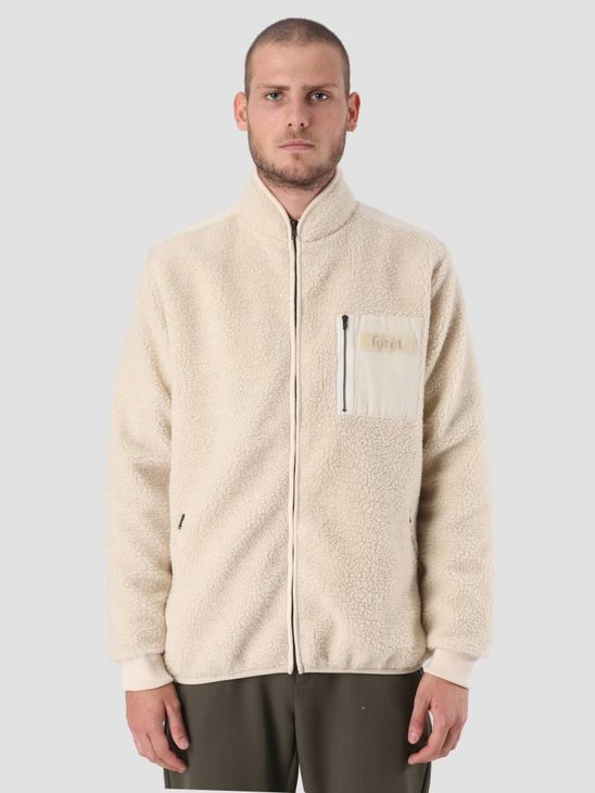 Foret Wolf Fleece Cream F121
