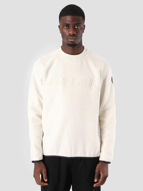 NAPAPIJRI Tame Sweater New Milk N0YHX9NA9