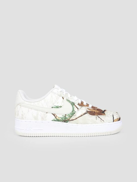 Nike Air Force 1 '07 Lv8 3 White Light Bone Ao2441-100