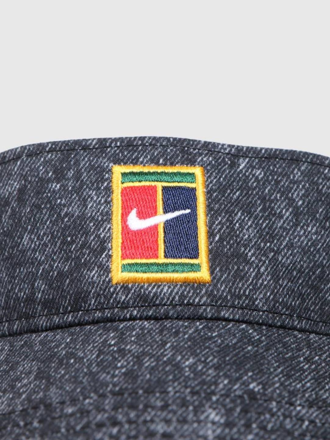 Nike Nike Court Aerobill Heritage86 Trucker Black Av7000-010