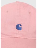 Carhartt WIP Carhartt WIP Madison Logo Cap Soft Rose Sapphire I023750-84190