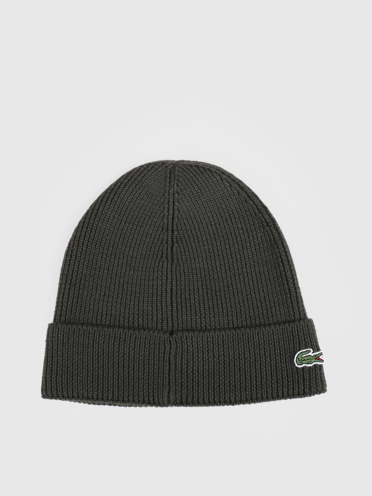 Lacoste Lacoste 2G4B Knitted Cap 07A Baobab Rb3502-83