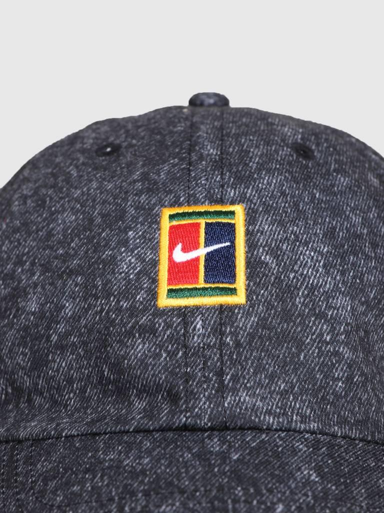 Nike Nike Court Aerobill Heritage86 Cap Black Av6965-010