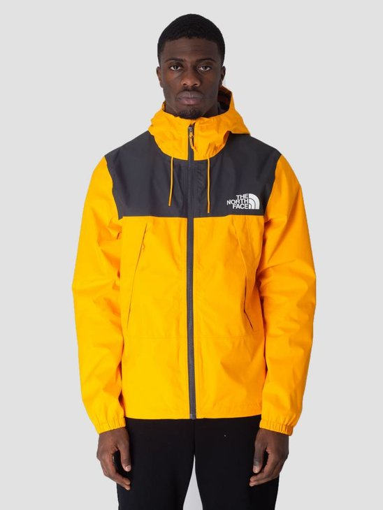 The North Face 1990 Mnt Q Jacket Zinnia Orange T92S51H6G