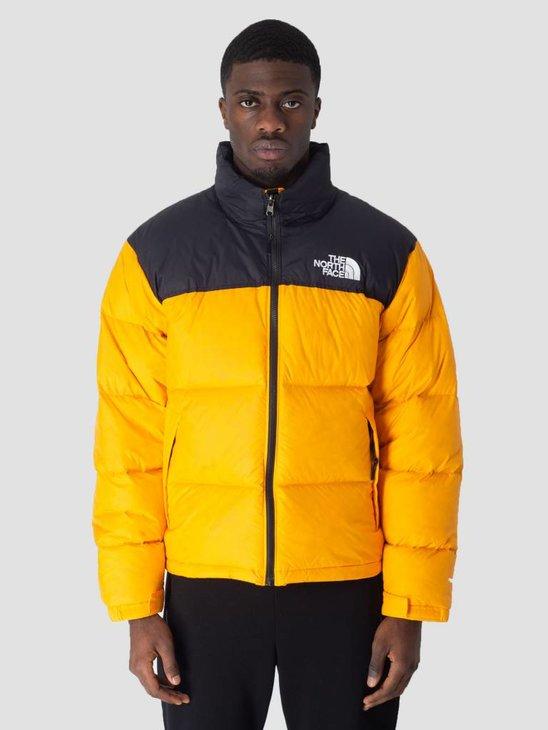 The North Face 1996 Rto Nptse Jacket Zinnia Orange T93C8DH6G