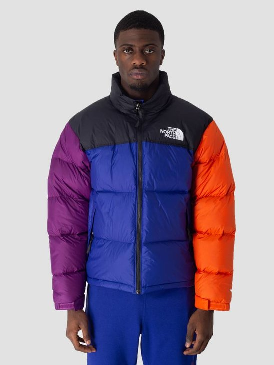The North Face 1996 Rtro Npse Jacket Aztec Blue Rag T93C8D9QX