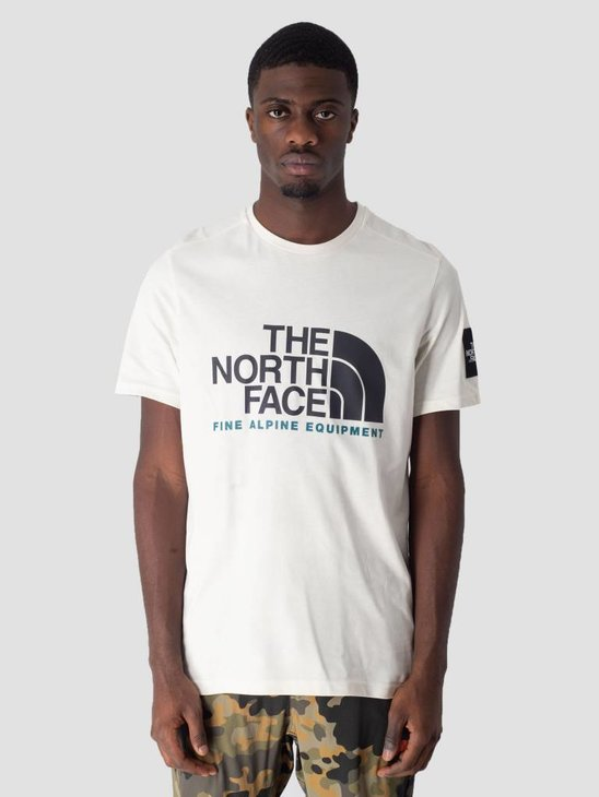 The North Face Fine Alp Equ T-Shirt Vintage White