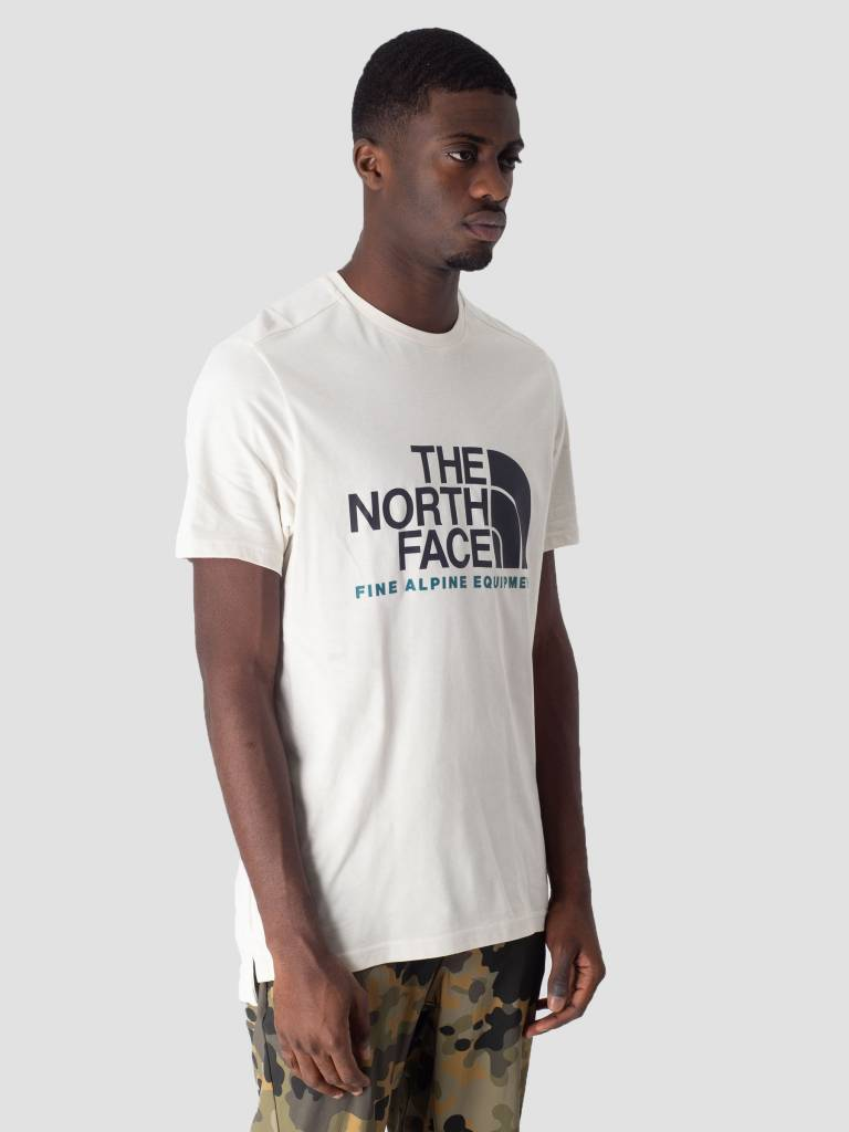 The North Face The North Face Fine Alp Equ T-Shirt Vintage White