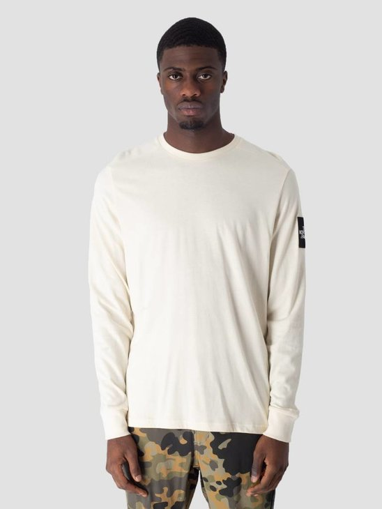 The North Face Fine 2 Longsleeve Vintage White TNF White