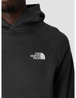 The North Face The North Face Raglan Red Box Hoodie Asphlg Znniaorg T92ZWUV7V