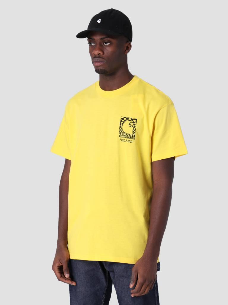 Carhartt Carhartt Body & Paint T-Shirt Primula Black I026424