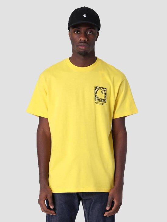 Carhartt Body & Paint T-Shirt Primula Black I026424