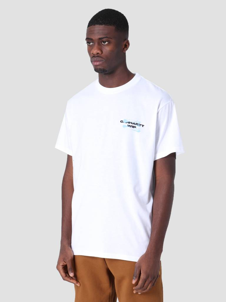 Carhartt WIP Carhartt WIP Foam C T-Shirt White I026426