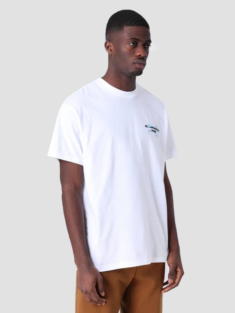 Carhartt Carhartt Foam C T-Shirt White I026426
