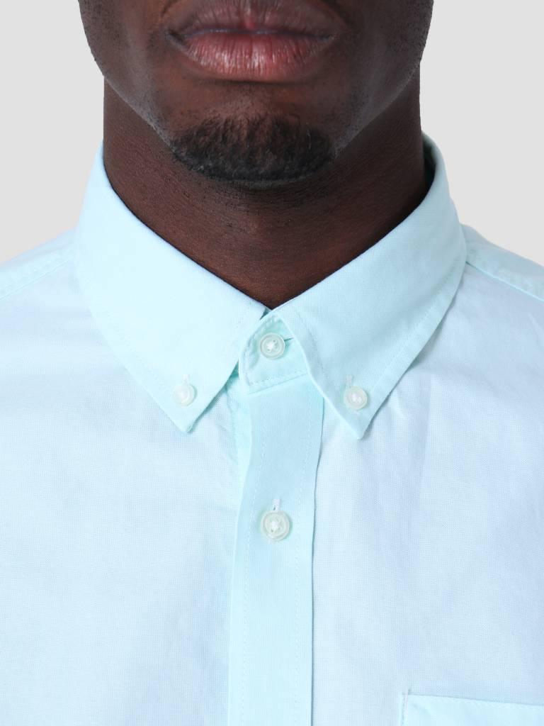 Carhartt Carhartt Longsleeve Button Down Pocket Shirt Light Yucca I022069