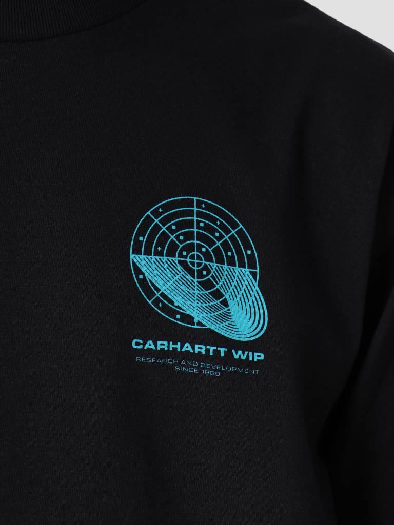Carhartt WIP Carhartt WIP Longsleeve Future Romance T-Shirt Black I026413